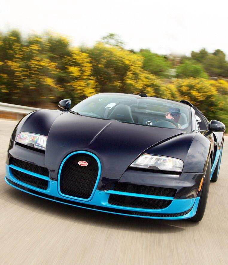 Bugatti Veyron Grand Sport Vitesse Bugatti veyron