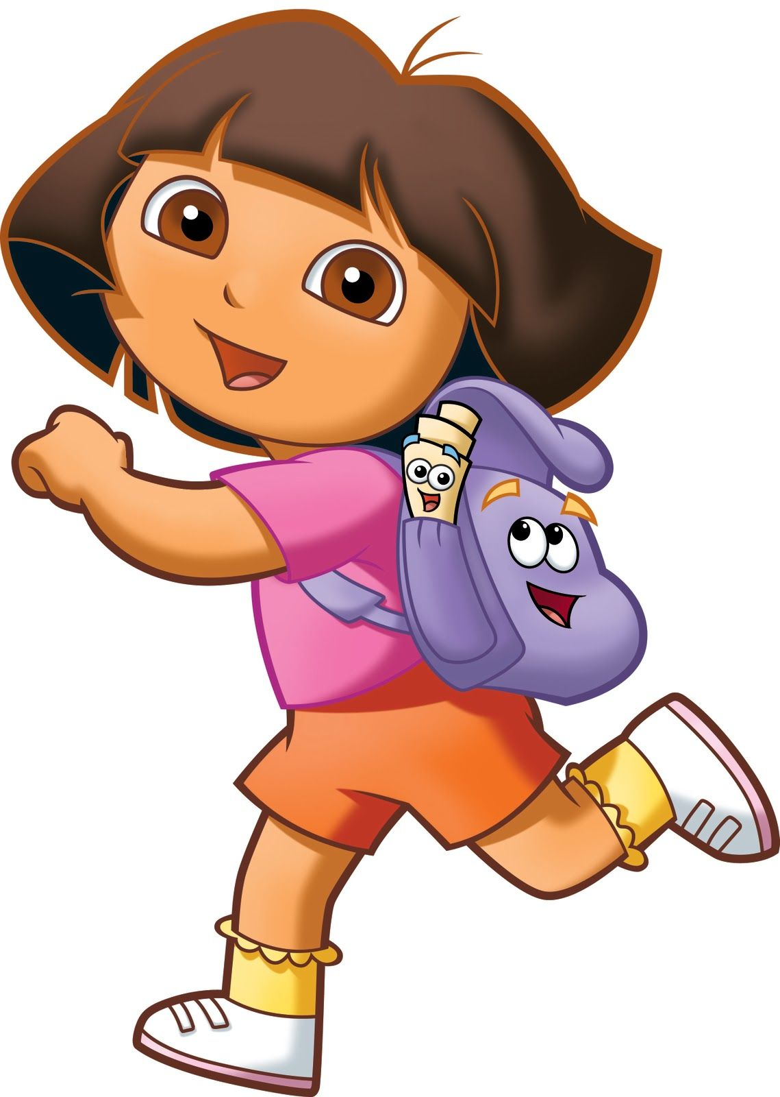 Lindas mochilas Dora Aventureira