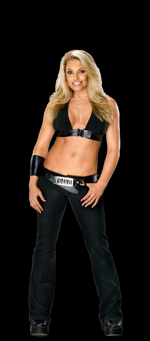 Trish Stratus Fit Women Female Wrestlers Diva
