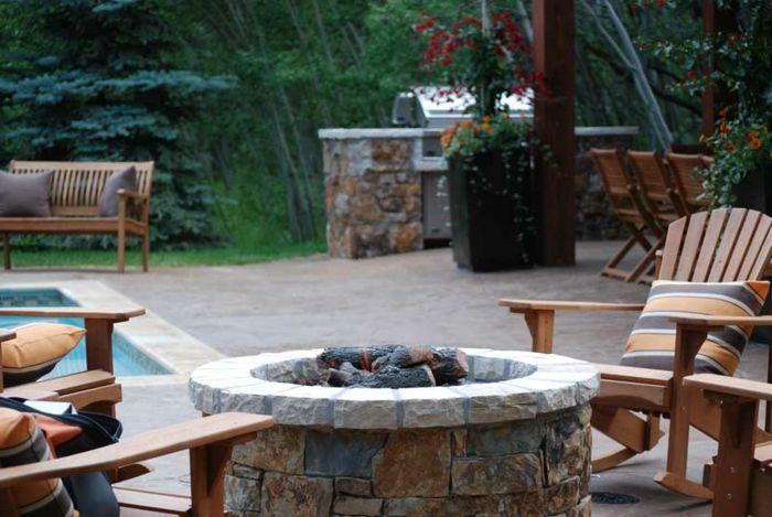 Feuerstelle im Garten - Sammeln wir uns doch ums Feuer im Garten - grillstelle im garten