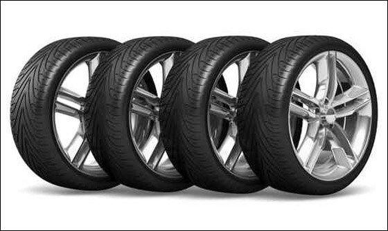كيف يمكنك معرفة العمر الإفتراضي لإطارات السيارة Automotive Tires Automotive Tire