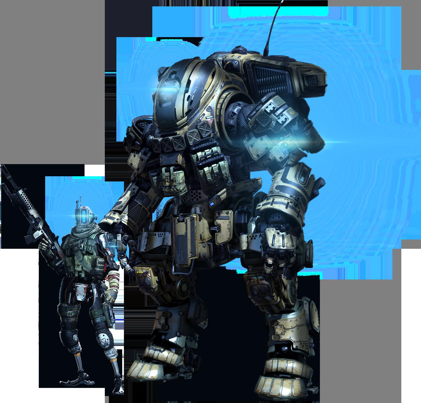 Image result for titanfall mech design