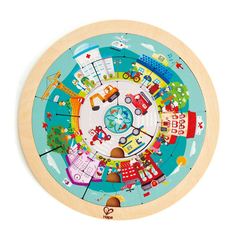Jobs Roundabout Puzzle In 2020 Digital Gift Card Animal Puzzles Animal Puzzle