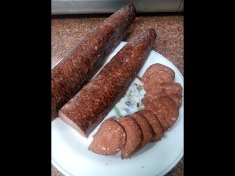 101 السجق الايطالى أو البقالى بتاع زمان Youtube Sausage Meat Food