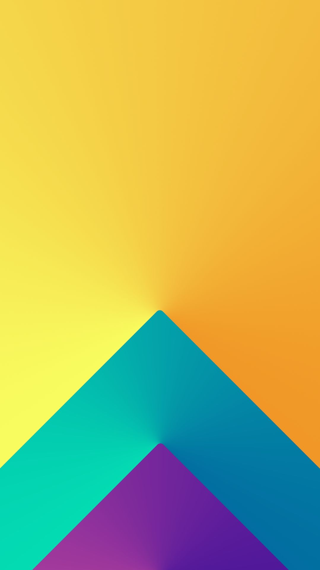 3D-Triangle-Colors-iPhone-Wallpaper | iPhone Wallpapers | Pinterest ...