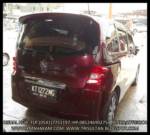 Dijual Mobil Mewah Honda Freed Merah Maroon 2011 At Barang Siap Pakai Posisi Mobil Samarinda Kalimantan Timur Harga Nego Mulus Cash Mobil Mewah Honda Mobil