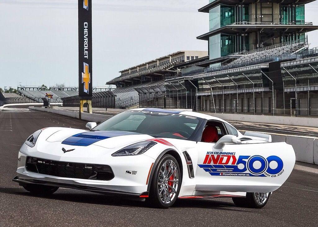 Ultra Corvette Indy Pace Car The Chevrolet Corvette Grand Sport