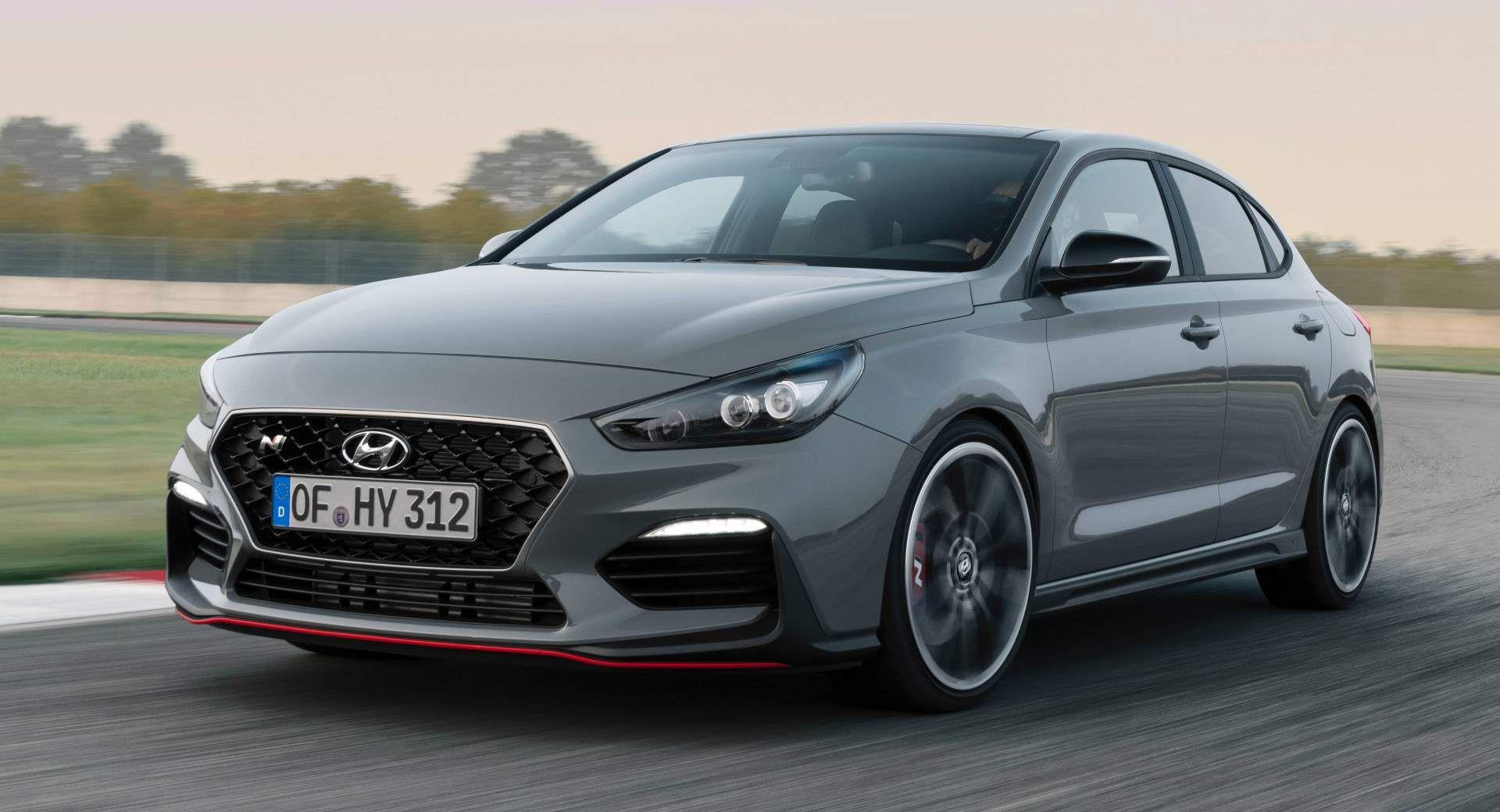 2019 Hyundai I30 Fastback N Breaks Cover In Denmark Ahead Of Paris Debut Carscoops Hyundai Hyundai Cars Hatchback
