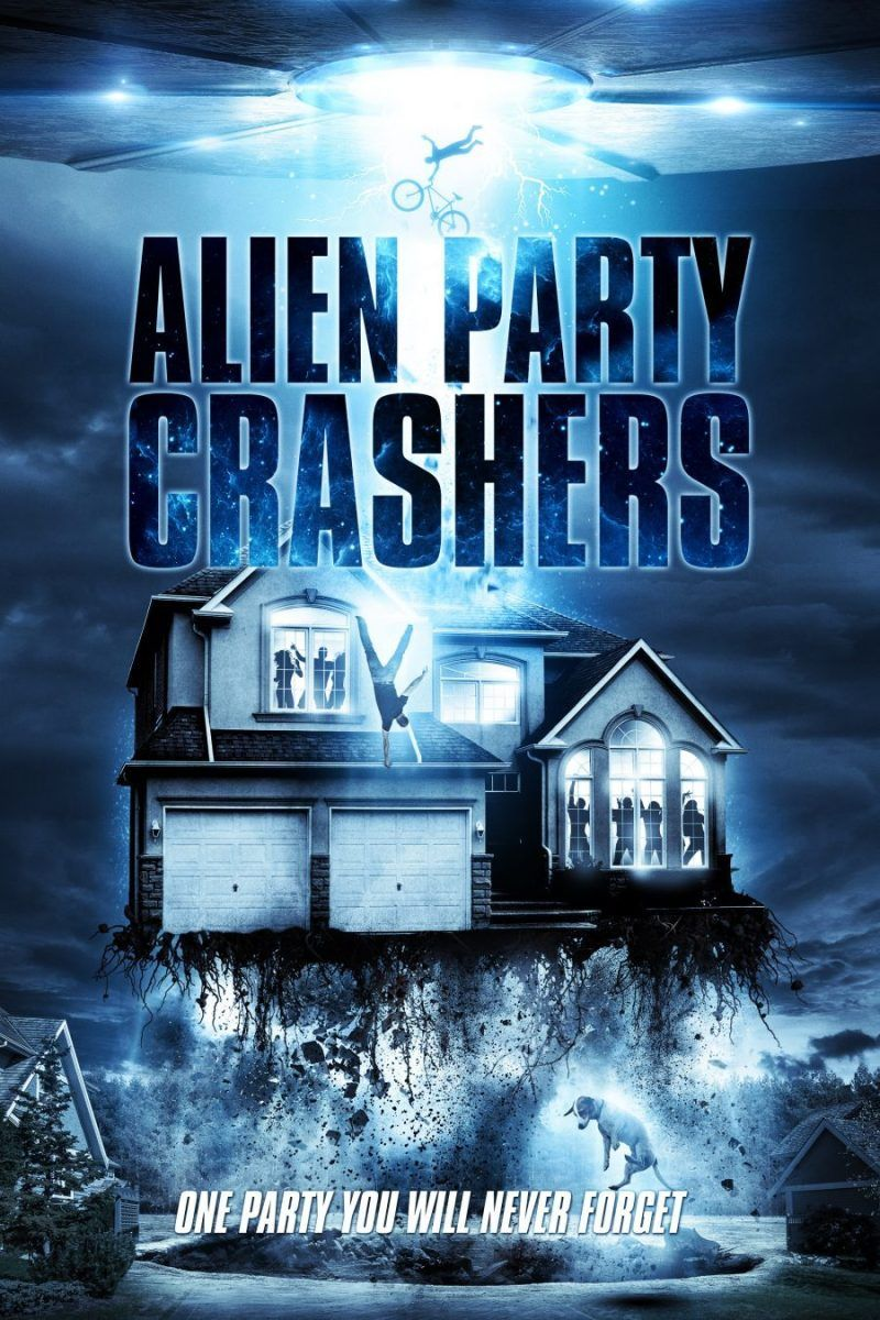 [Trailer] Horror Comedy ALIEN PARTY CRASHERS Collides with