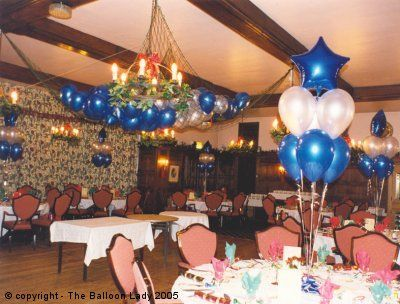 21st Birthday Decorations Balloon Table Decor 4 400x304 In 379KB