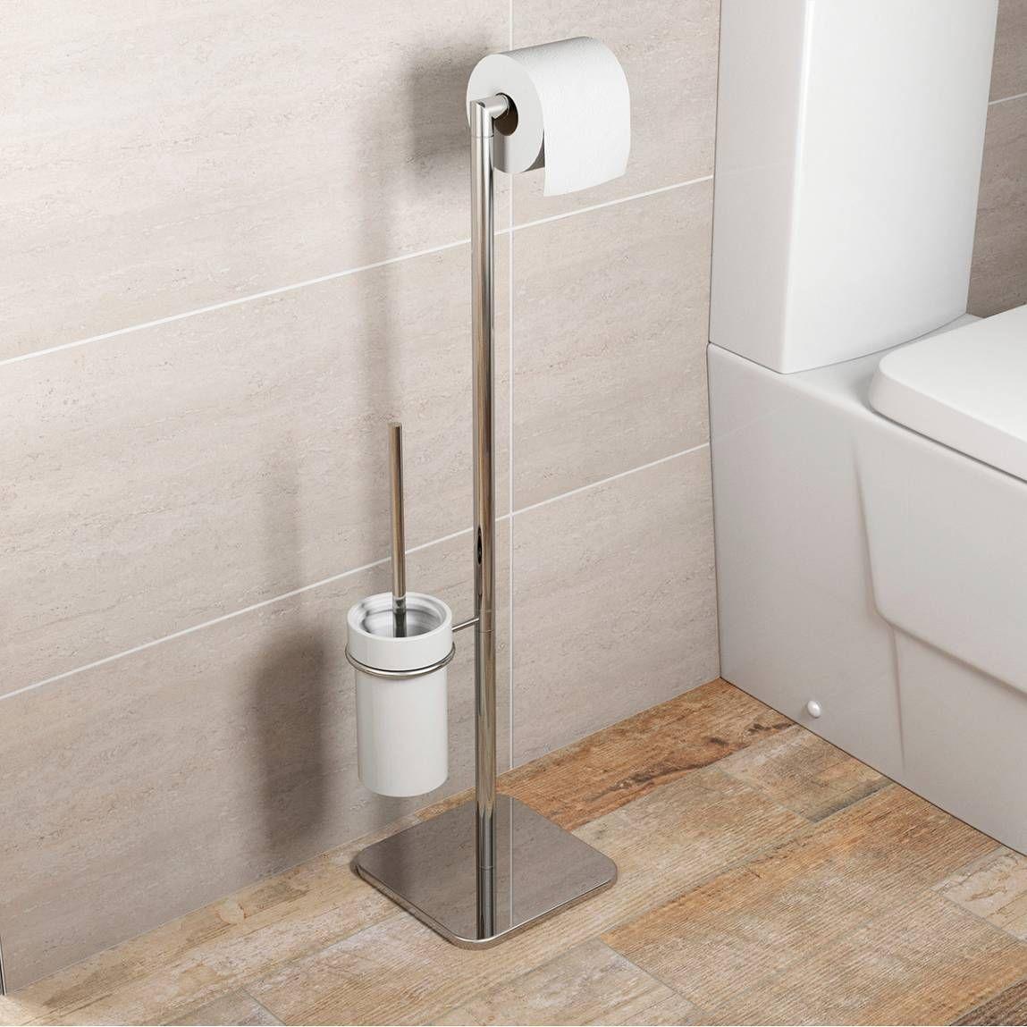 options tall freestanding toilet organiser victoria plumb - Bathroom Accessories Victoria Plumb