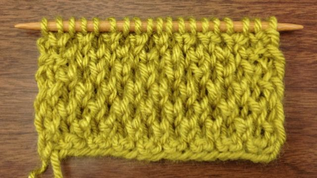 Bee stitch - knit | Knitting Knitting Knitting PINS for ALL ...