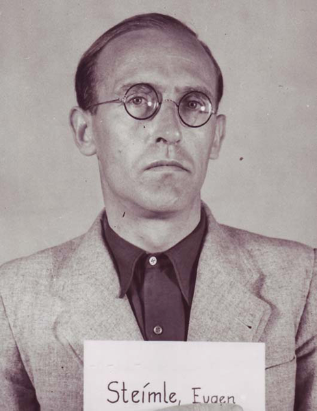 the nuremberg trials file eugen steimle at the nuremberg trials the nuremberg trials file eugen steimle at the nuremberg trials png