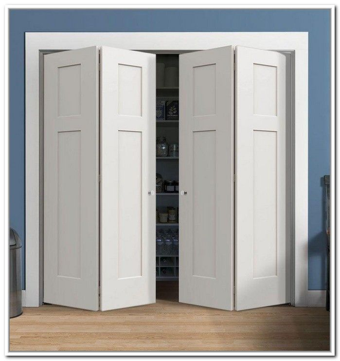 Panelled Wardrobe Doors | Related For Sliding Closet Doors Menards