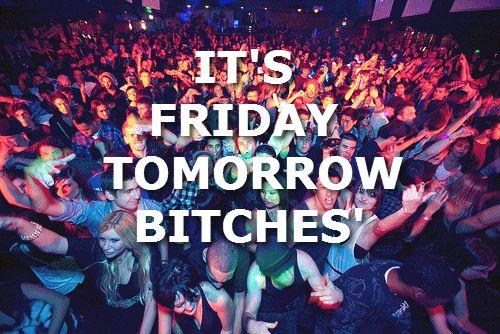 Fridayyyy