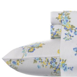 Tilly Cotton Sheet Set by Laura Ashley