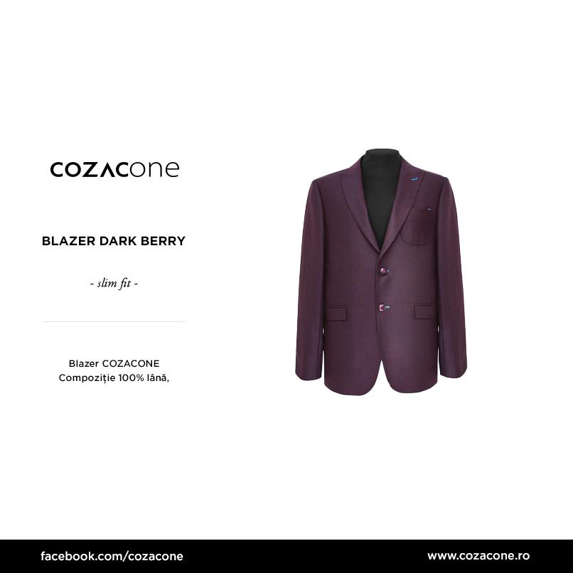 Dacă vrei mai mult șarm în ținutele tale business casual, îndreaptă-ți atenția spre un blazer într-o nuanță aparte: http://www.cozacone.ro/produse/detalii/blazer-dark-berry/