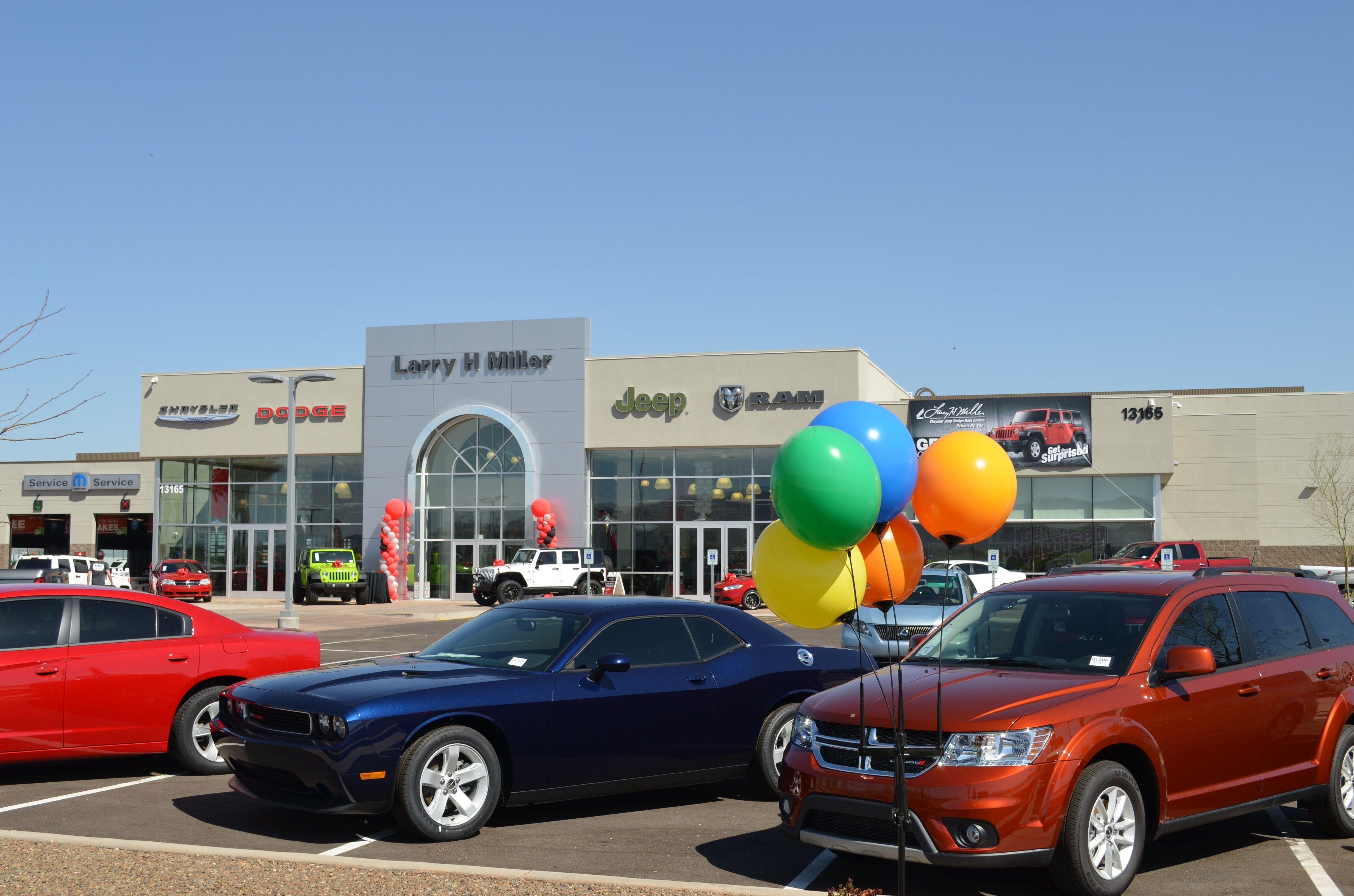 Great Larry H Miller Chrysler Jeep Dodge Ram Surprise