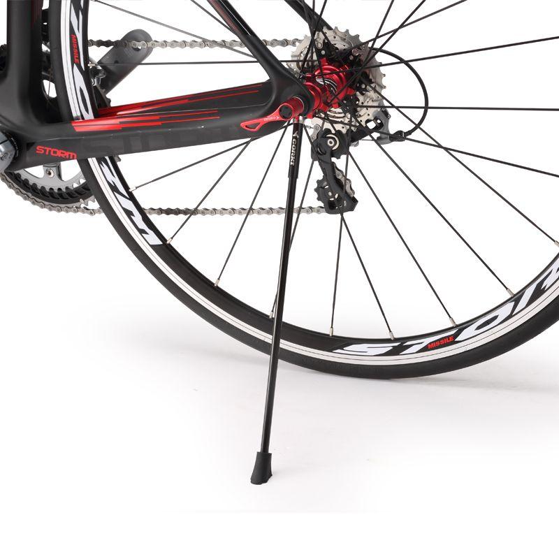 Corki Carbon Bike Kickstand Sidestay Fit For 26 700c Bicycle Racks