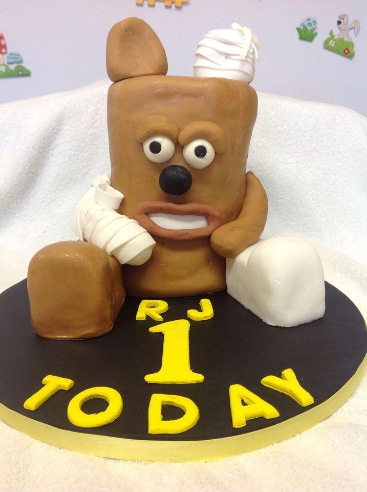 Personalised Birthday Cakes Bakerdays