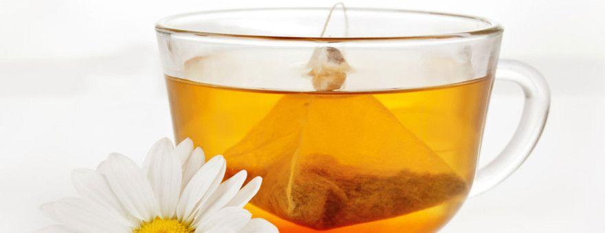 Benefícios do chá de camomila!!!  :)