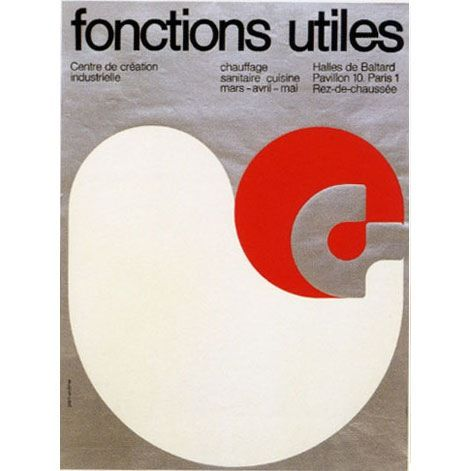 poster by Jean Widmer (c.1970)