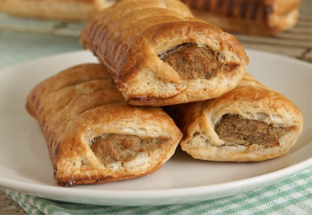 Homemade Sausage Rolls In The Airfryer Recipe Air