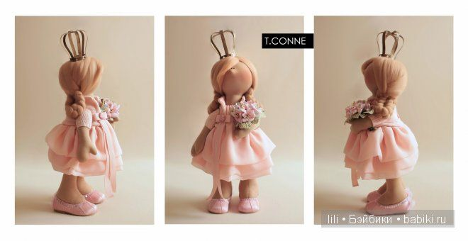 Куклы своими руками татьяна коннэ