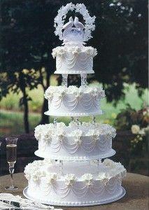 Natural Beauty Wilton Wedding Cakes: A Romantic Portfolio