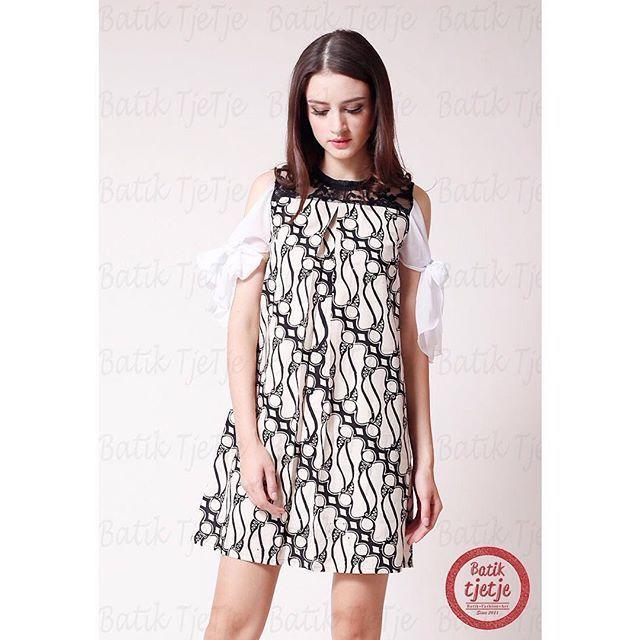 Batik Tulis Dress: Rafika Dress Batik#baju #batik #blazer #kain #kebaya