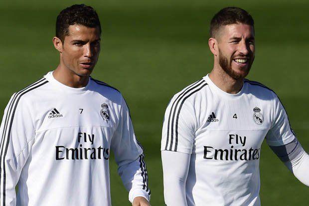 Rumour Manchester United Want To Sign Cristiano Ronaldo And Sergio Ramos Ronaldo Cristiano Ronaldo Sergio Ramos