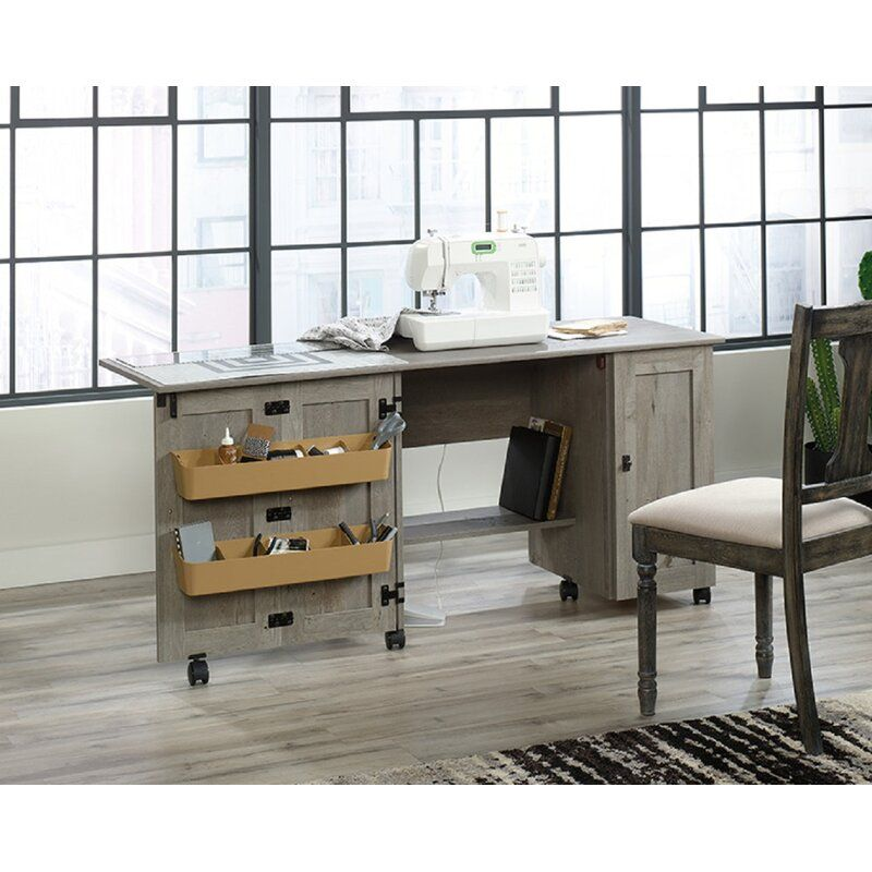 Ville Sewing Table In 2020 Sewing Table Craft Table Vintage