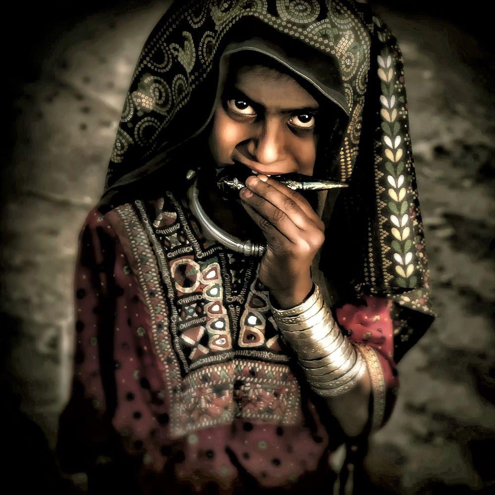 tribel child gujarat by Gerard Roosenboom on 500px