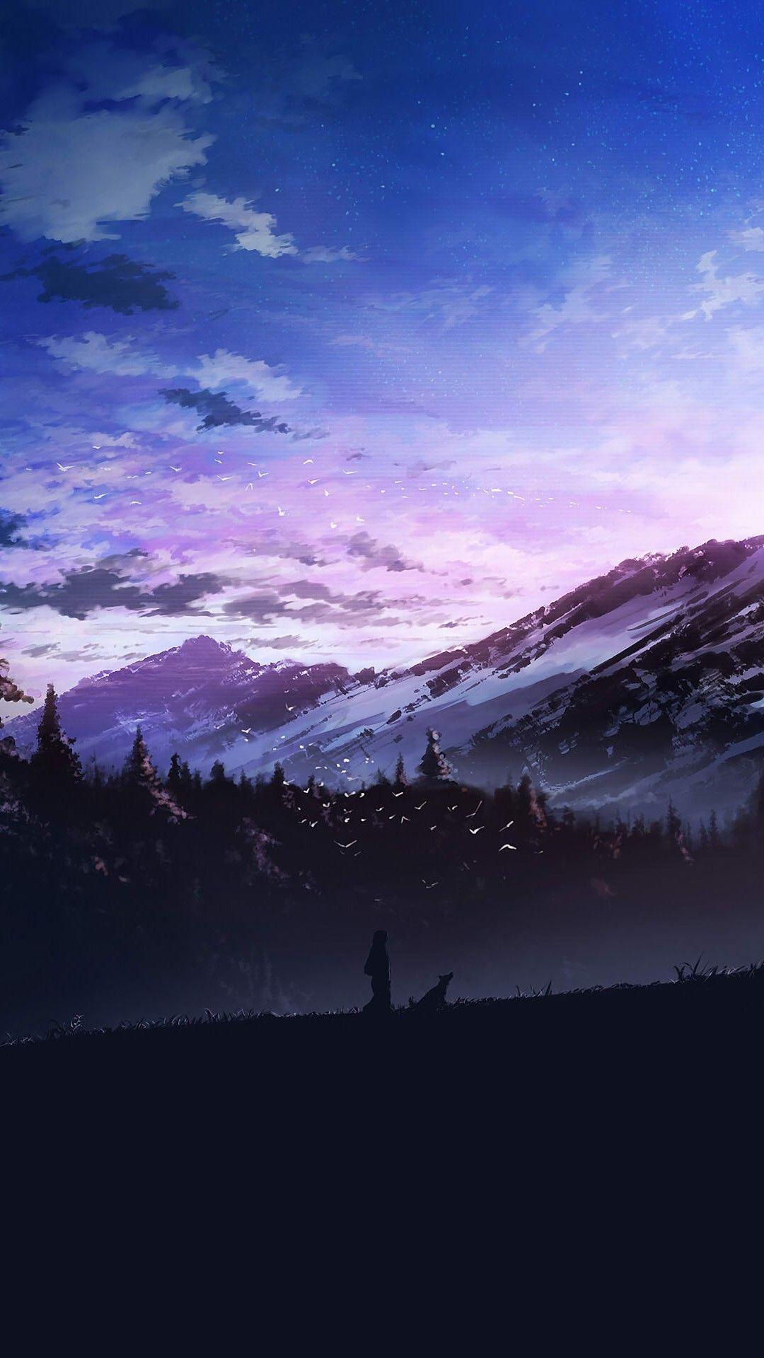 Pin by Haziq Hazmi on Разное   Anime scenery wallpaper ...