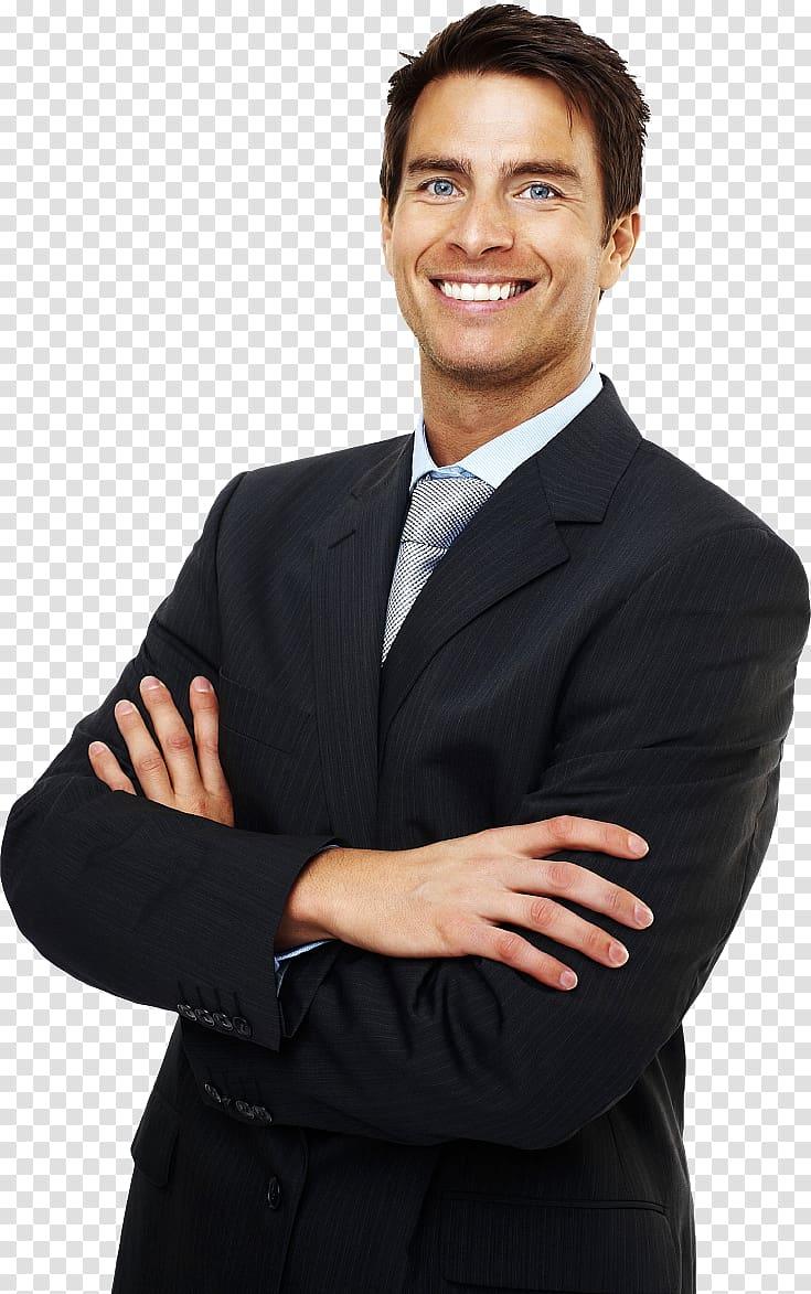 Man Wearing Black Notched Lapel Suit Jacket Smiling Inside Room Horatio Gates Businessperson Icon Businessman Transparent Background Png Clipart