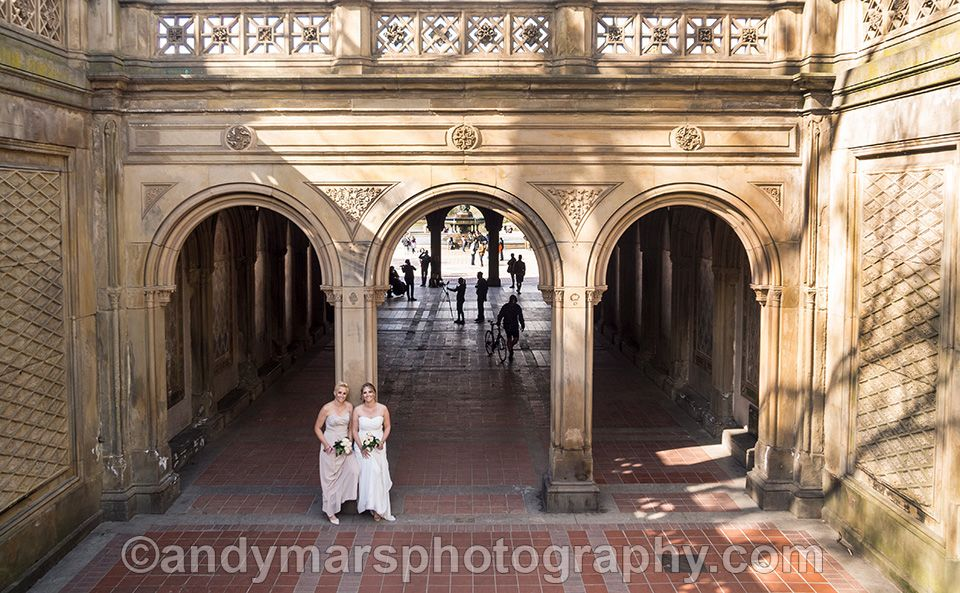 Amy And Lauras Ladies Pavilion Wedding WeddingCouple PhotographyPhotography IdeasCentral ParkTerraces