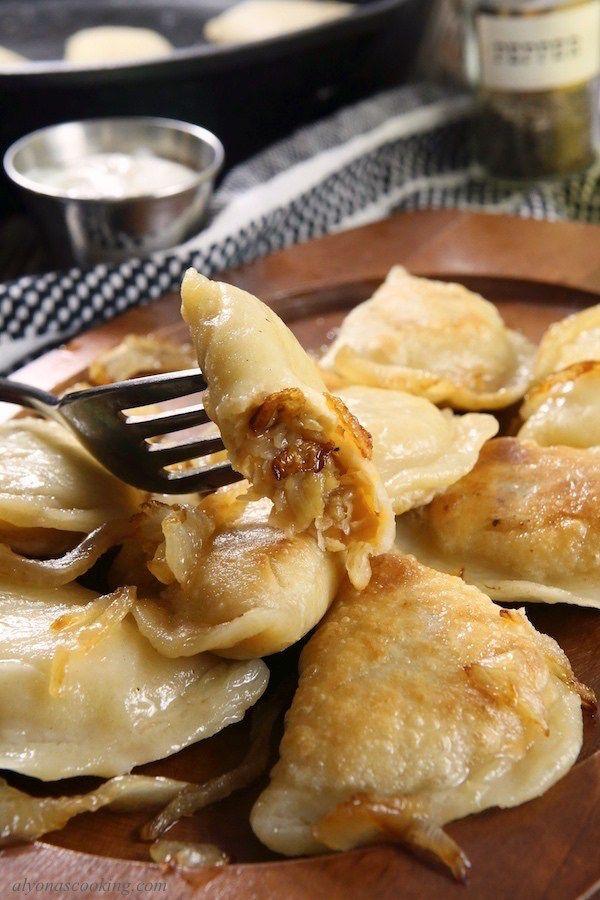 Homemade Polish Pierogies Recipe