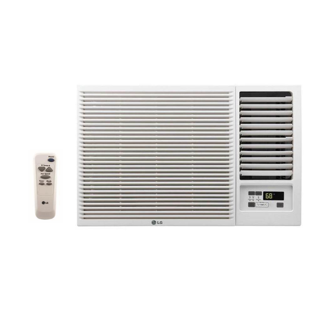 Lg electronics 7500 btu 115volt window air conditioner