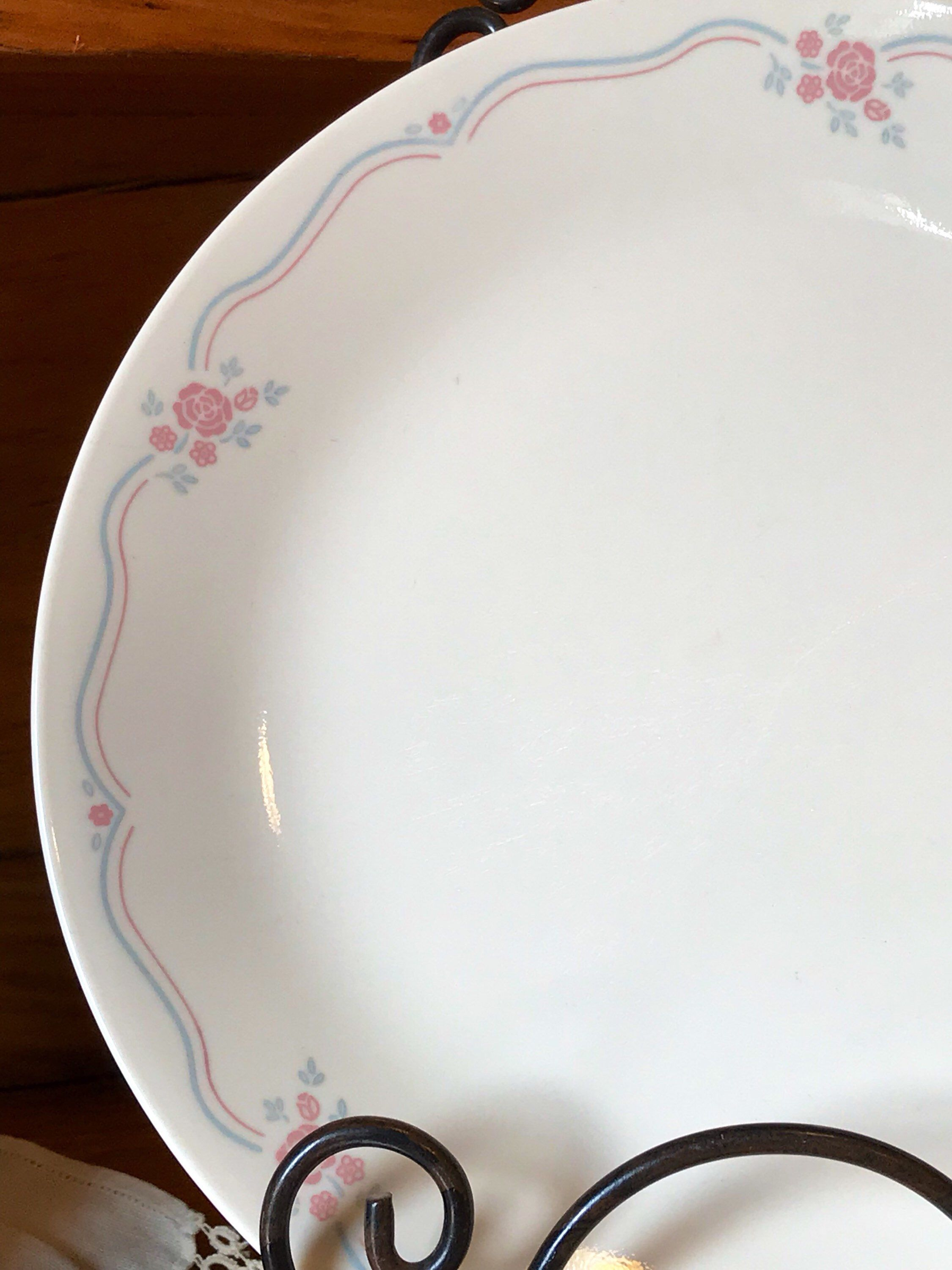 Set of 6 Dinner plates Corelle Dinner Plates set of 6 discontinued ...