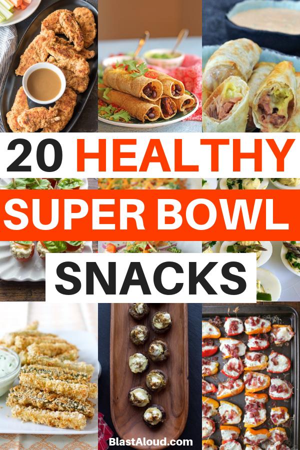 Healthy Super Bowl Appetizers 20 Super Bowl Party Food