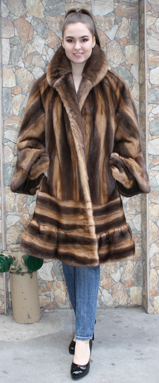 Whiskey mink fur stroller | Designer fur coats | Pinterest | Fur