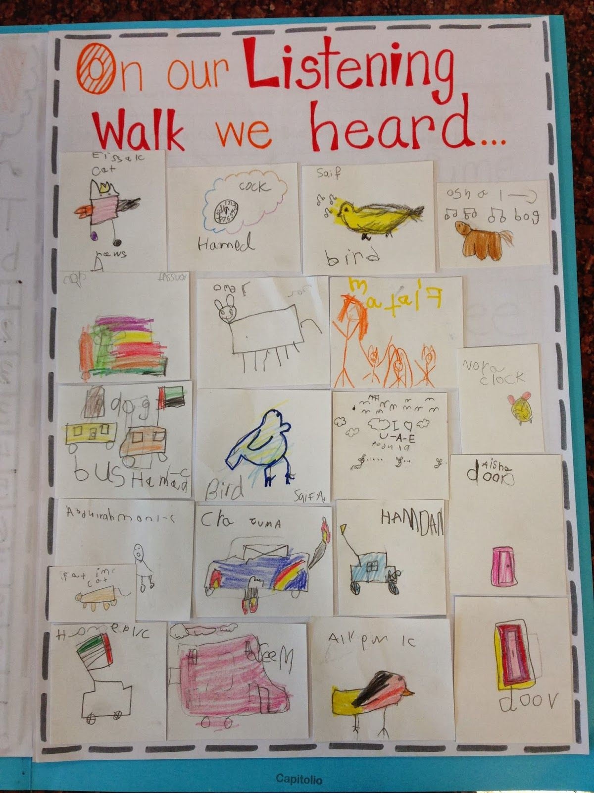 Completely Kindergarten Fantastic Five Senses Unit