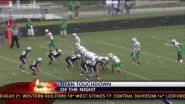 FOX8′s Touchdown of the Night August 23–Ledford v. West Davidson game