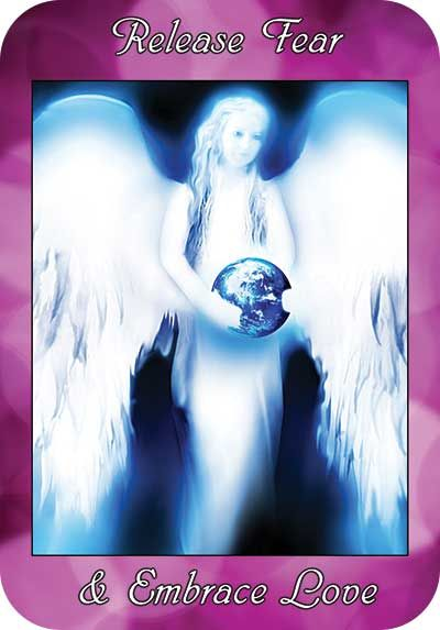 Angel Card Reading- Free from | Angel and Oracle Card