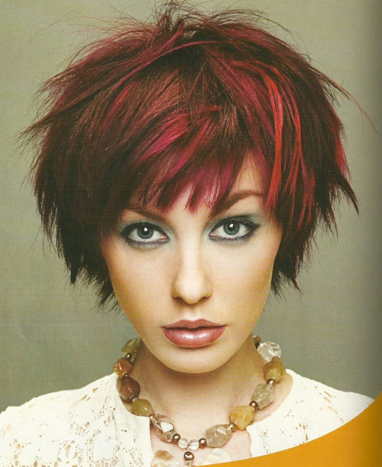 Nice placement of highlights in the front farben pinterest red
