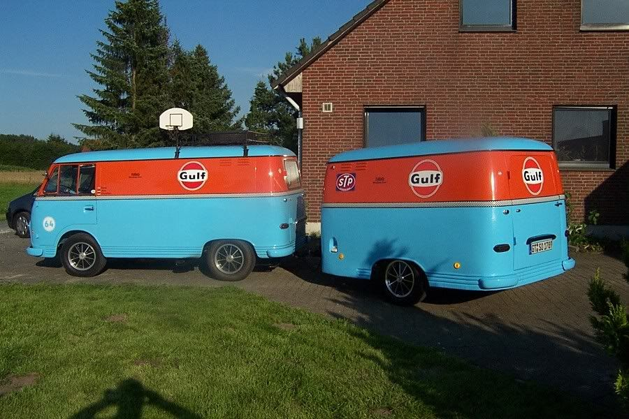 Trailers made from cars. I don\'t get them. I\'ve yet to see one that ...