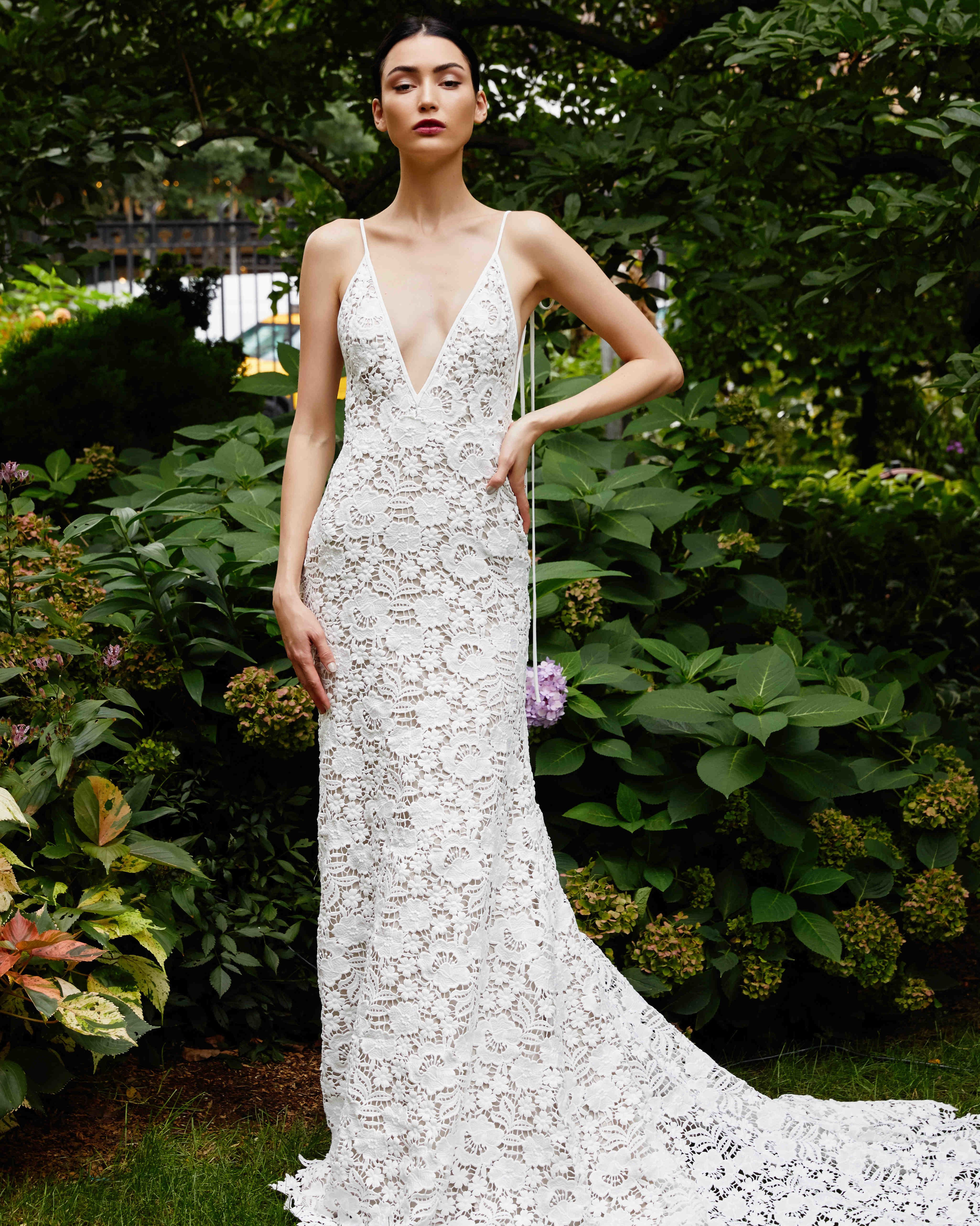 Lela rose fall wedding dress collection bridal fashion week