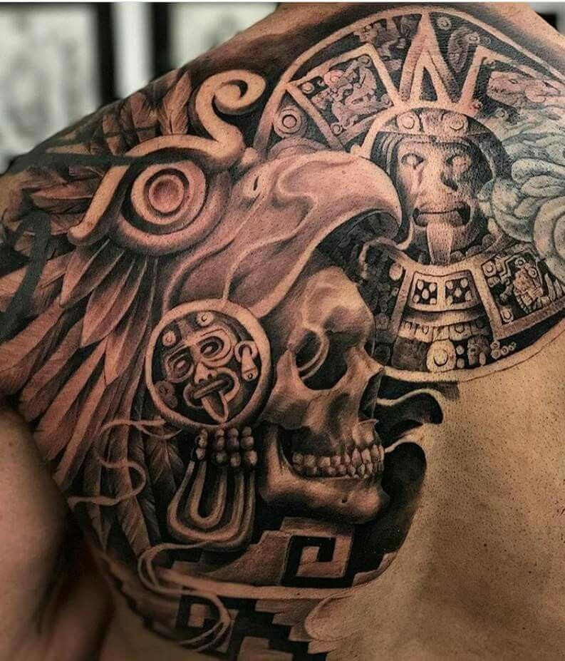 back brown by honor aztec