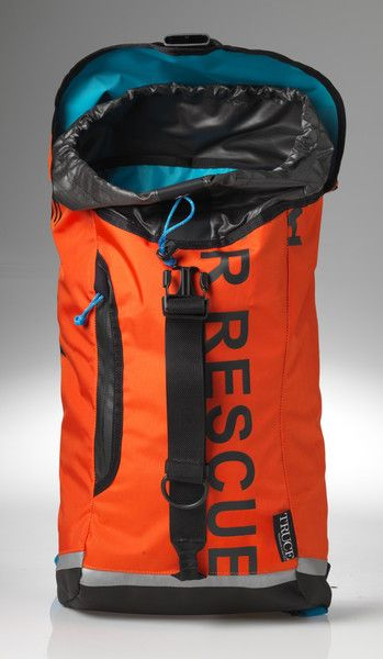 Truce bag - Love this backpack http://helicopterblog.com/?p=505
