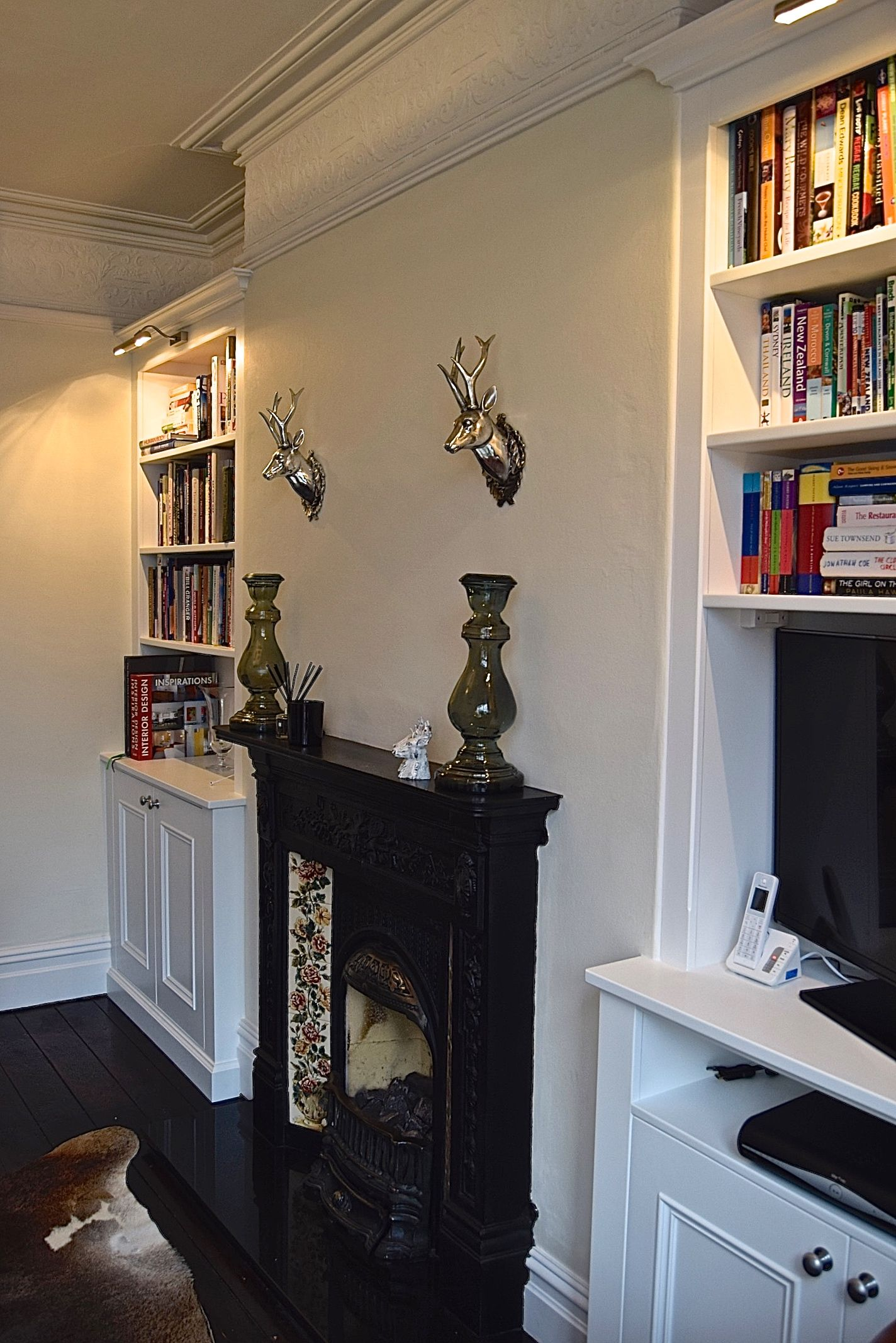 Living Room FurnitureFitted Alcoves Alcove Cabinets Gill